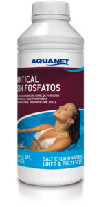Productos de Piscina Antical Sin Fosfatos