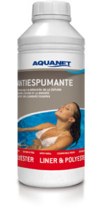 Productos de Piscina Antiespumante