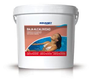 Productos de Piscina Baja Alcalinidad