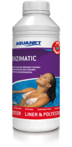 Productos de Piscina Enzimatic Novaform